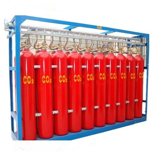 CO2气体灭火系统