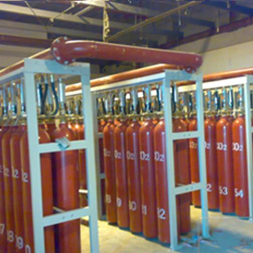 河南CO2灭火系统