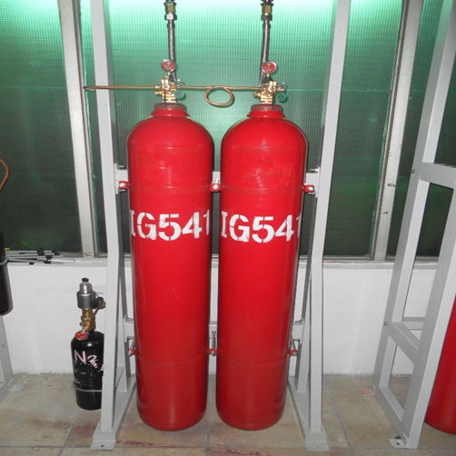 安徽IG541气体灭火系统