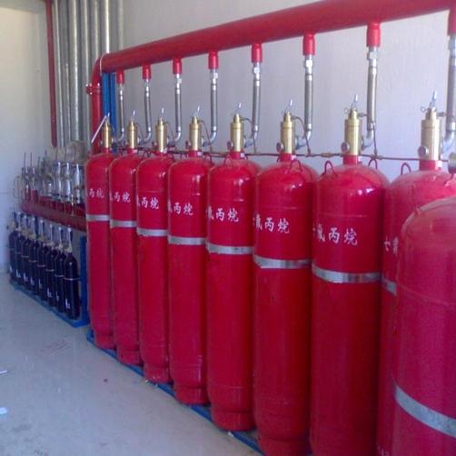 河南七氟丙烷灭火系统