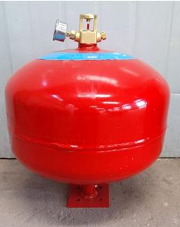 悬挂式七氟丙烷气体灭火装置-感温型